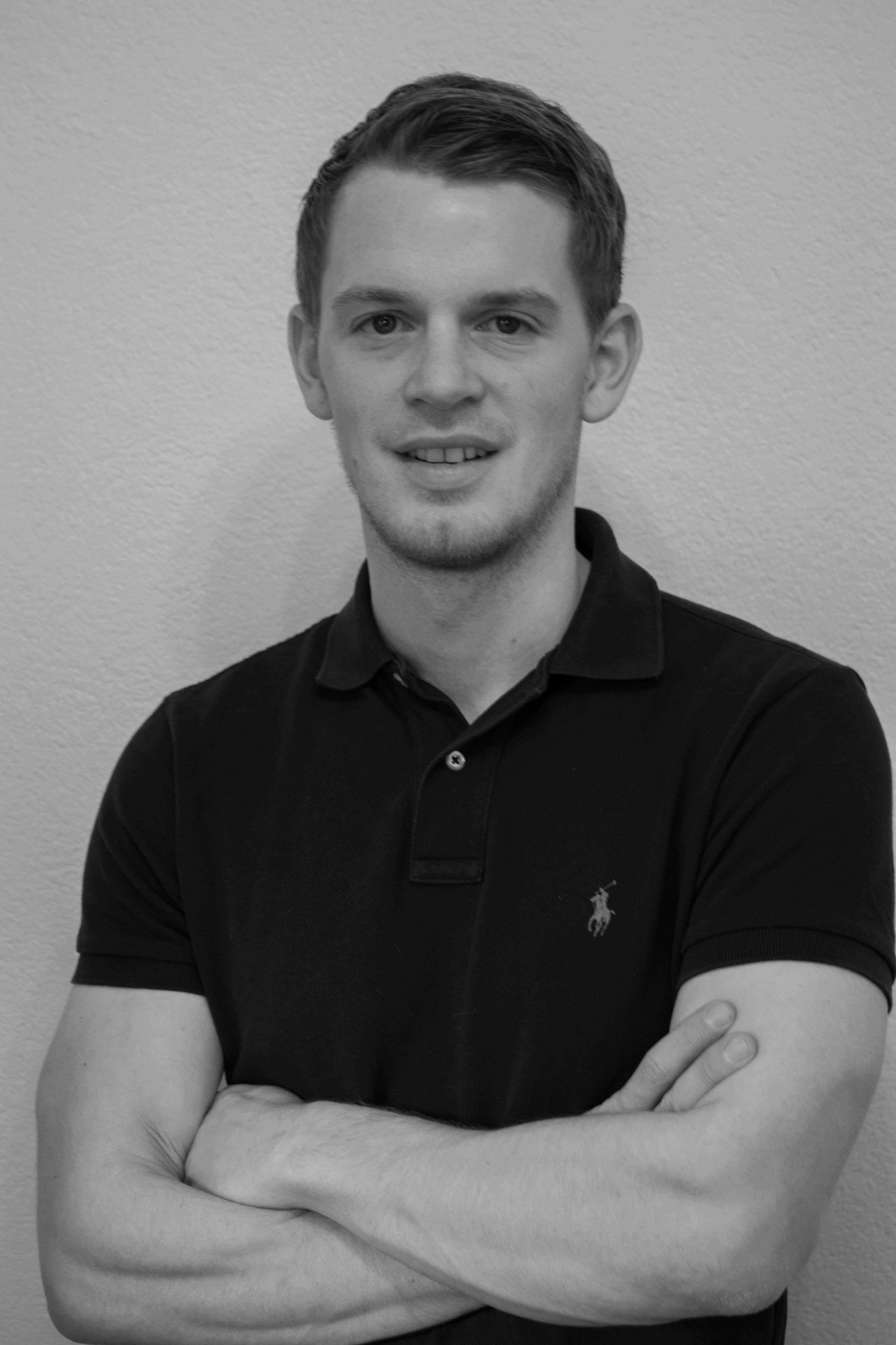 Physiotherapeut Markus Eisner