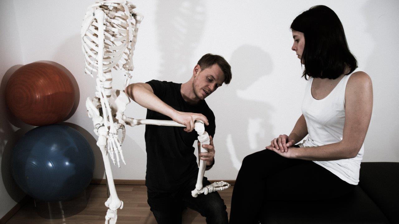 Behandlung von Arthrose