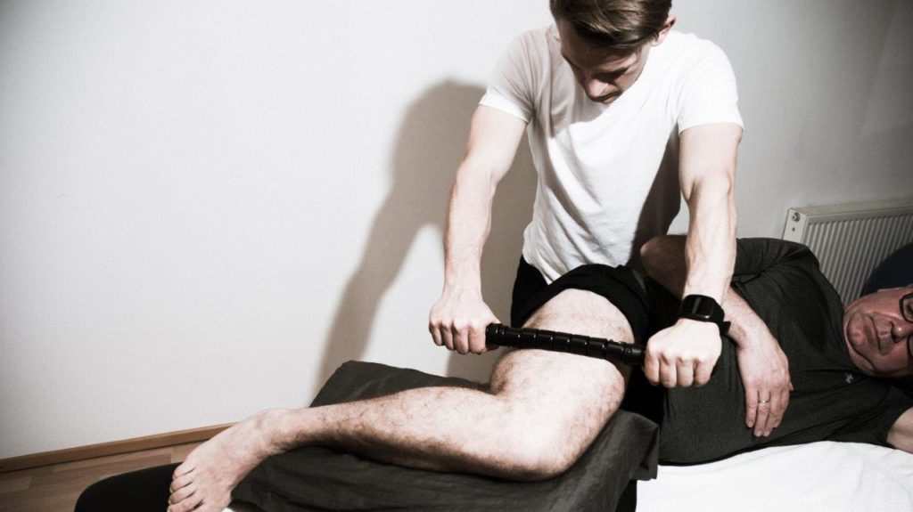 Heilmassage und klassische Massage